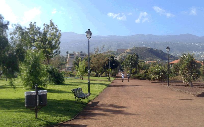 Parques y jardines construccion de obras for Jardines y parques